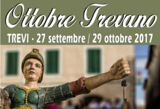 Ottobre a Trevi October in Trevi