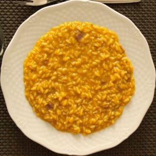RISOTTO MILANESE RECIPE - Risotto Umbria - risotto milanese recipe