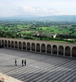 Unesco sites in Umbria - Siti Unesco in Umbria - Assisi