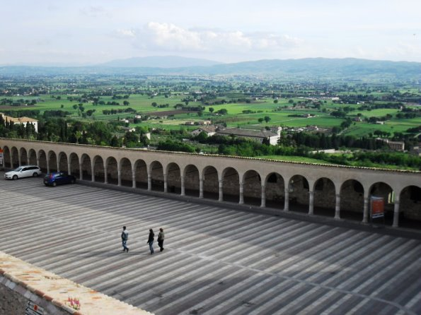 Siti Unesco in Umbria - Assisi
