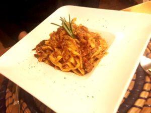umbrian restaurant dish