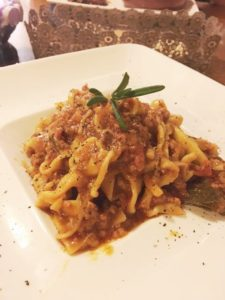 umbrian restaurant pasta