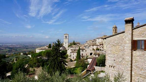 Umbria tour in Italy - Assisi