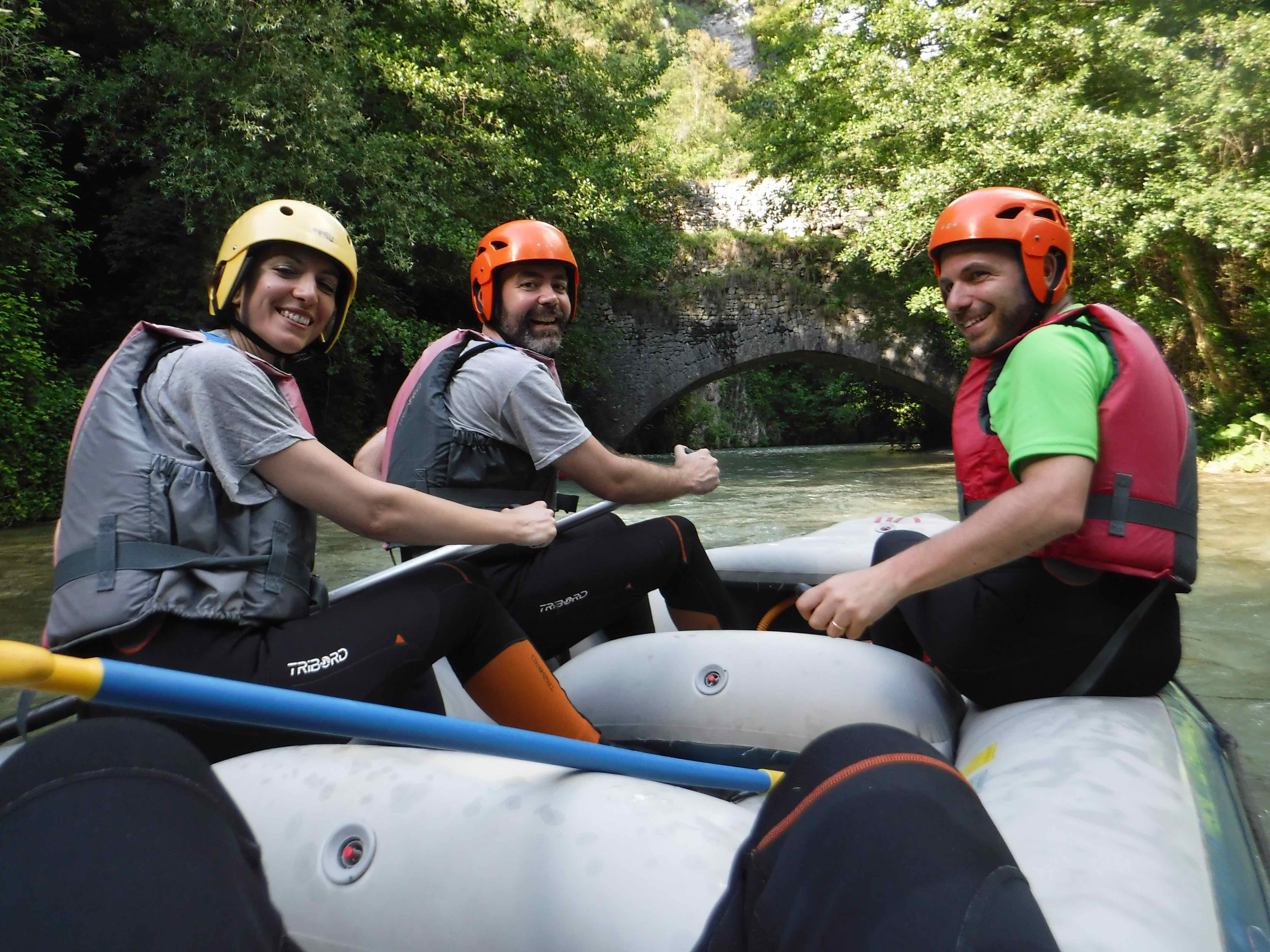 Rafting in Valnerina
