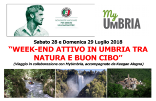 Weekend attivo Umbria 2018